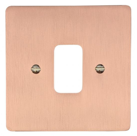 G&H Flat Plate Rose Gold